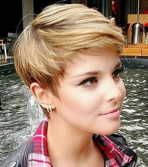 Top Pixie Haircuts 2017-2018