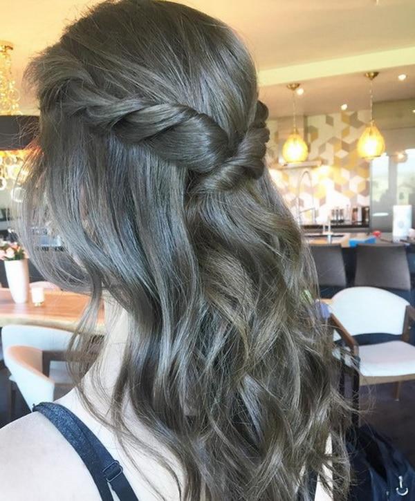 Grandes Ideias para Longos cabelos Ondulados