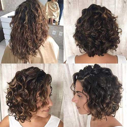 Curto Penteados Encaracolados-10