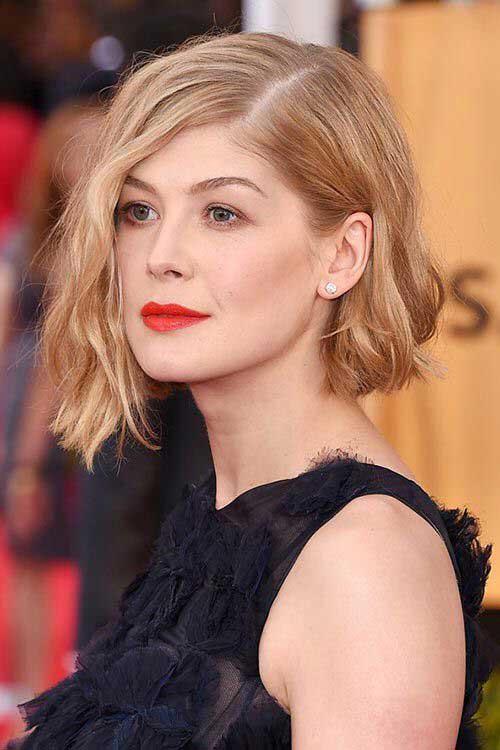 Modernos Penteados Curtos de Mulheres-13