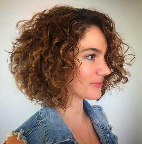Mais recente Naturalmente Encaracolado Curto Penteados que Você vai Querer Experimentar