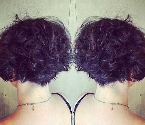 Cortes de cabelo Curto para Cabelos Crespos-15
