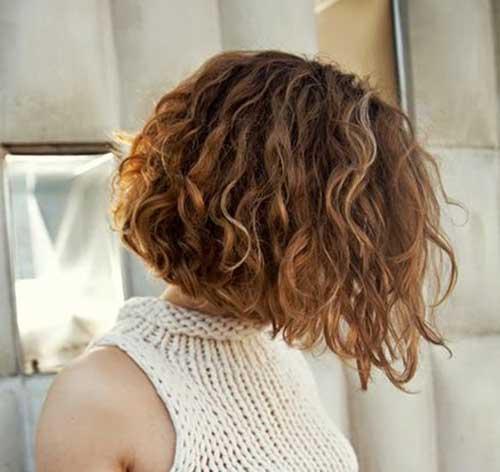 Curly Penteados Curtos