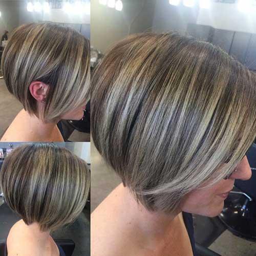 Moderna Curto Penteados Incríveis Procura