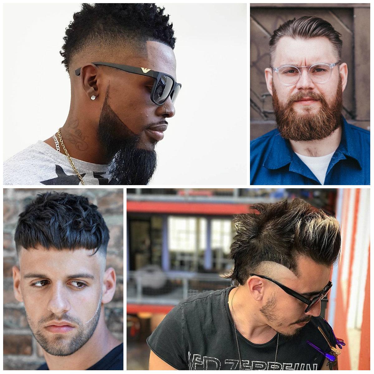 Tendências de Penteados para Homens em 2018