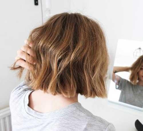 Elegante e moderno, Cortes de cabelo Curto 2018