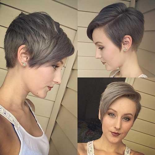 A tendência mais recente de cabelo para mulheres