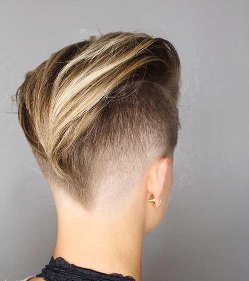Novos Cortes de cabelo Curto para meninas