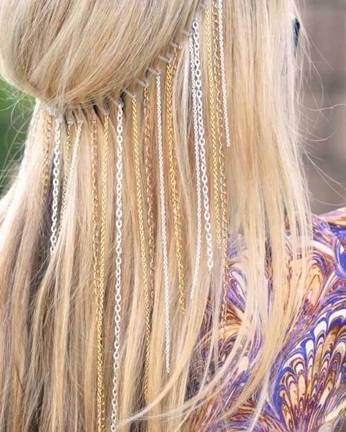 Procure por você 15 Novo Penteado Bonito