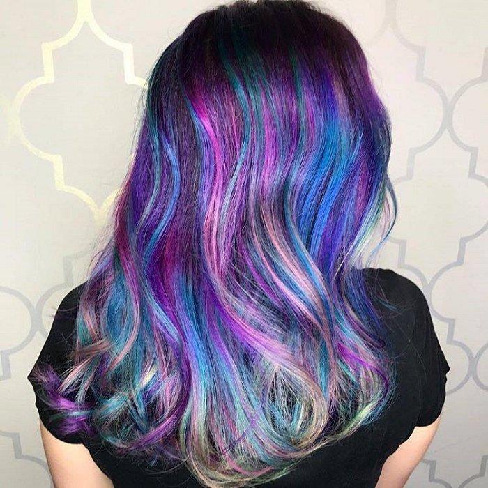 De cabelo novo, tendência no instagram tendências de estilos