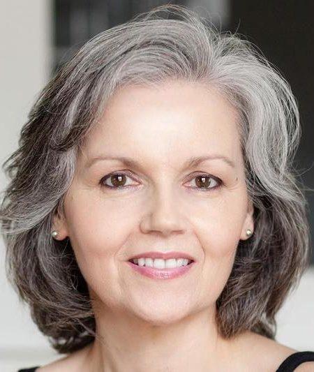 Penteados para Mulheres com mais de 60