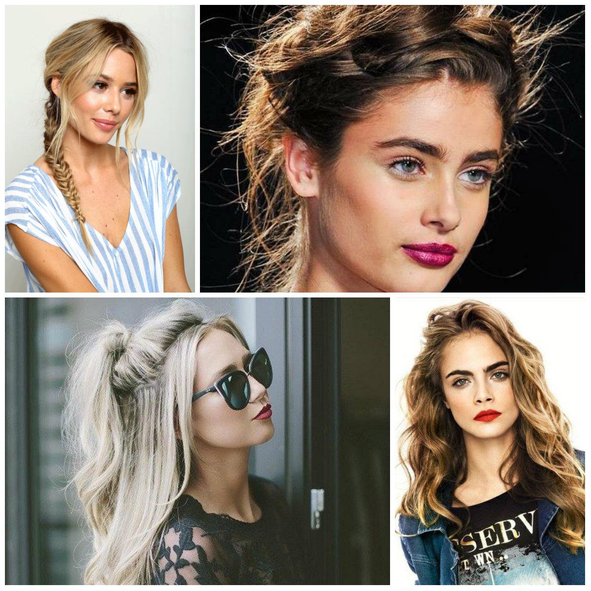 os Melhores Penteados para Cabelos Ondulados em 2018