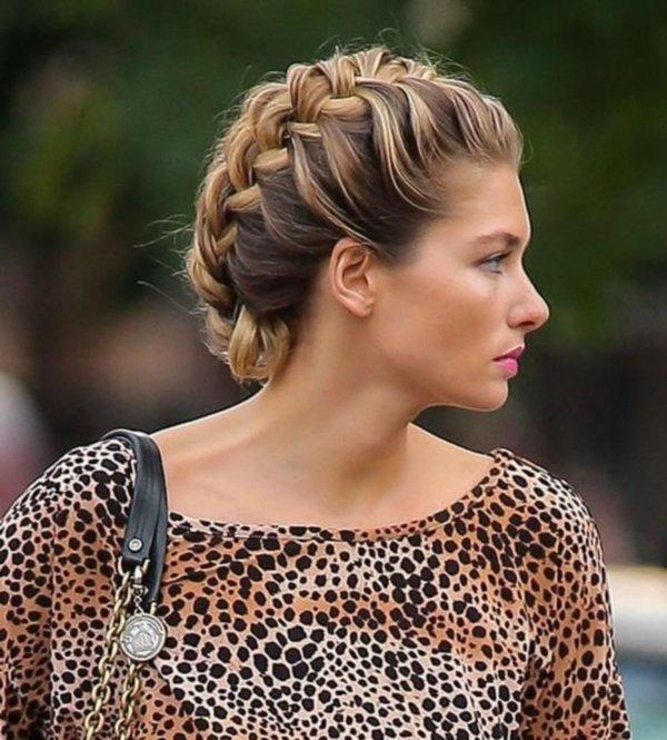 Perfeito para diversos penteados trançados