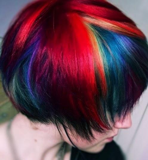 Cortes de cabelo curto: Idéias para Penteados Curtos