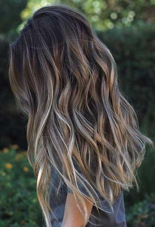 Mais cores de cabelo para mulheres mais jovens