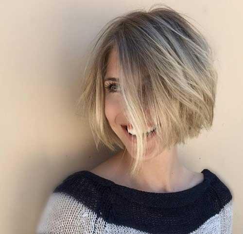 Muito bom bob curto penteados para mulheres