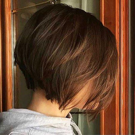 bob estilos de corte de cabelo para mulheres jovens