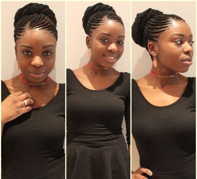 Incrível Nigeriano Penteados Para Senhoras Bonitas
