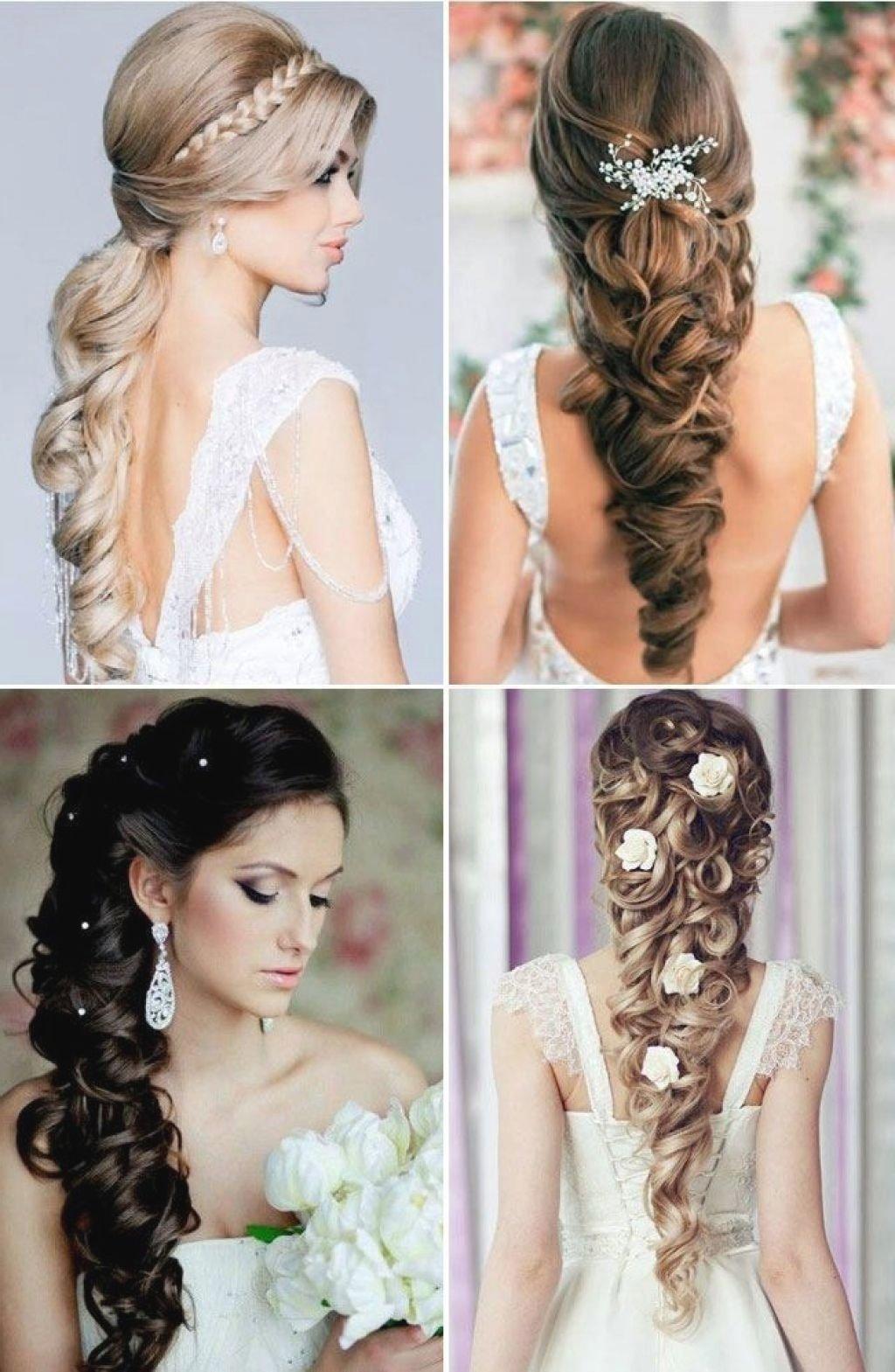 Galeria de fotos de casamento cabelo longo updo