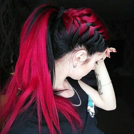 as mais recentes tendências de penteados trançados