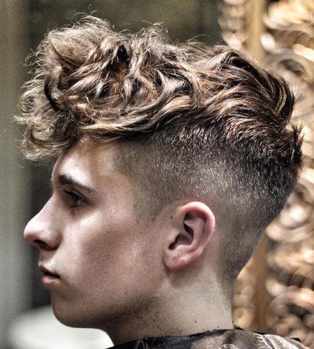 Penteados para Adolescentes Caras em 2018