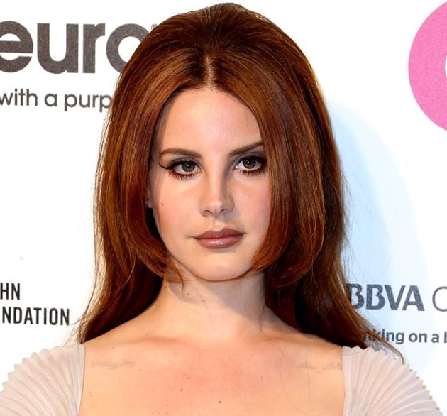 Oscar 2016 Partido Demo Lana Del Rey