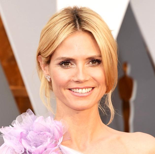 Oscar Demo 2016 Heidi Klum