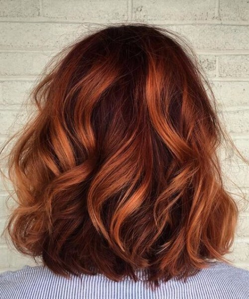 45 idéias fáceis do cabelo curto de Balayage