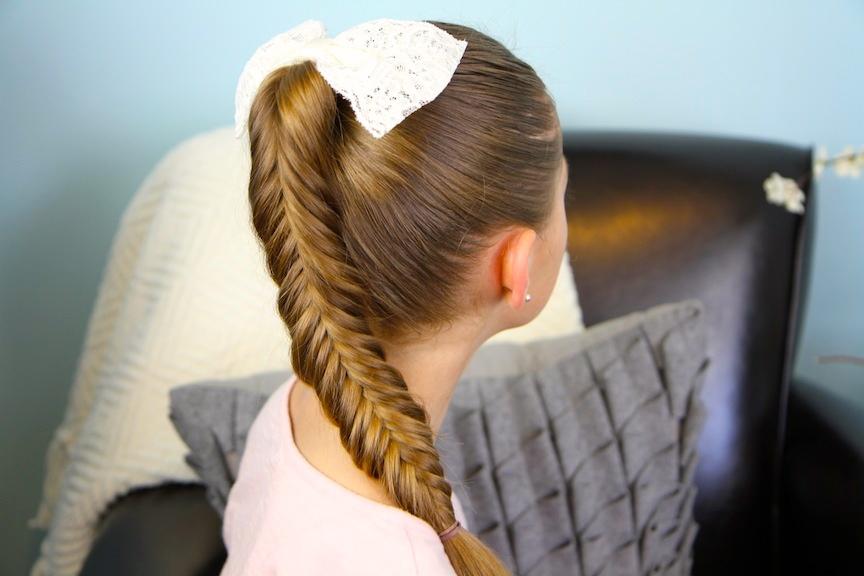 Penteado moderno emocionante para meninas bonitos