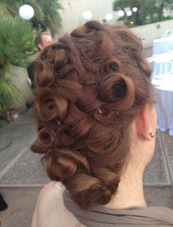 Melhores penteados para cabelos longos