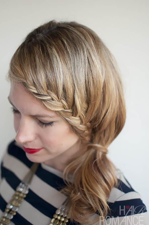 15 penteados de verão curtos de rabo de cavalo elegante para meninas