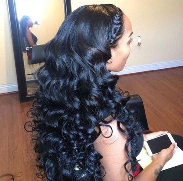 40 belíssimos penteados costurados que vão agitar seu mundo