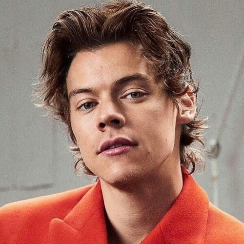 50 cortes de cabelo de Harry Styles