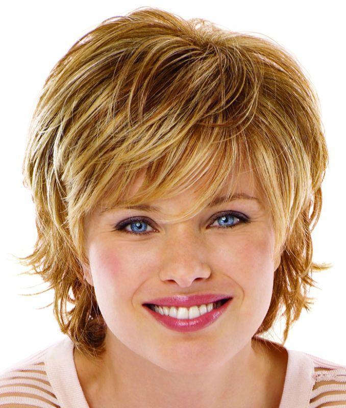Estilos de cabelo Bob elegante para formas de rosto redondo