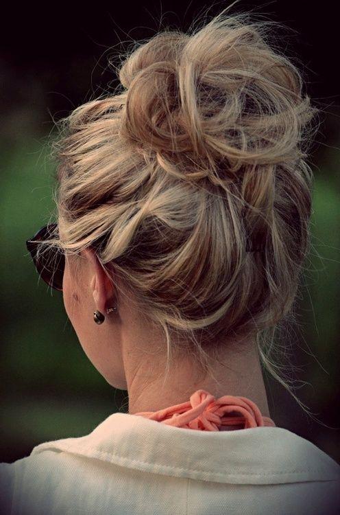 Melhor penteado atado
