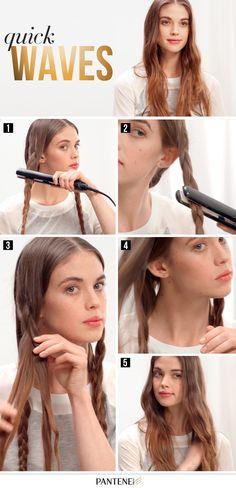 Como fazer Boho Curls com Easy Ways