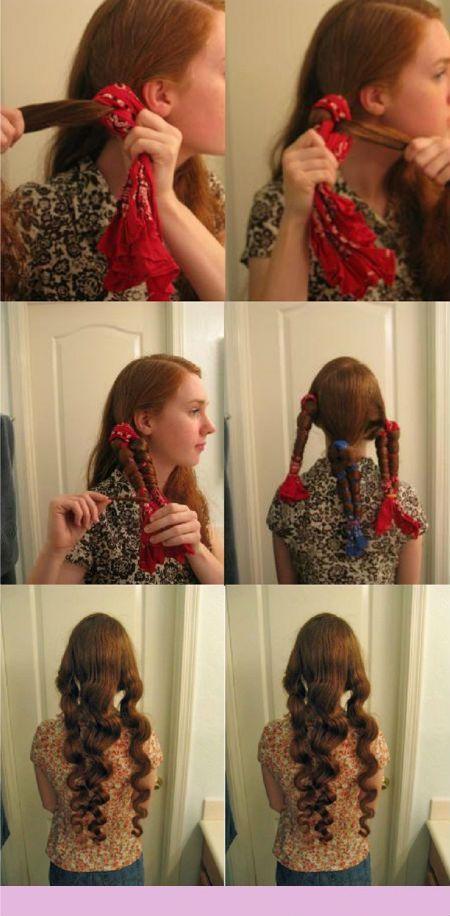10 excelentes e melhores maneiras de enrolar seus cabelos