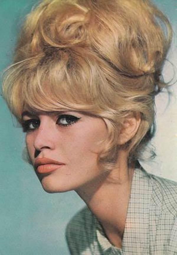 35 penteados fabulosos e trending dos anos 60