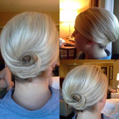 60 grandes updos para cabelo curto para experimentar todas as ocasiões