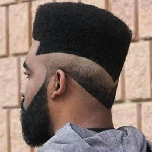50 cortes de cabelo Flat Top excepcionais para homens