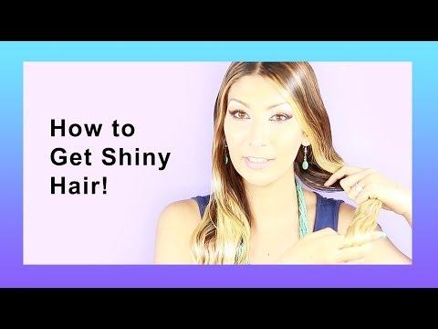 Dicas para ter cabelos fortes e brilhantes mais rapidamente