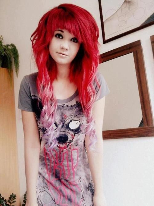 Mais recentes Emo Hairstyles & Hair Cuts Idéias para meninas adolescentes