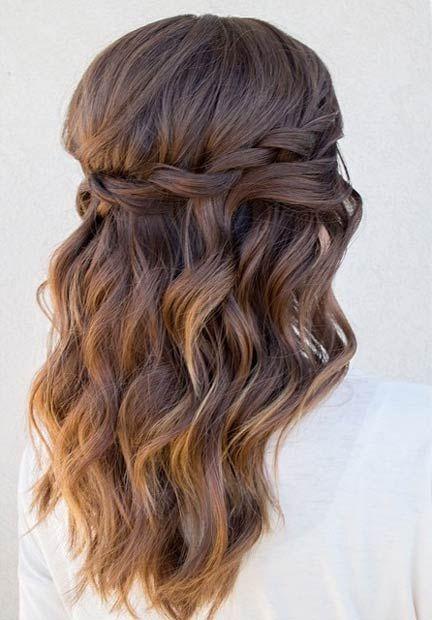 Idéias de penteado torcida incríveis para meninas