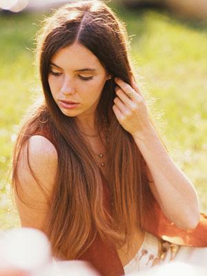 Seu penteado afetou sua personalidade?