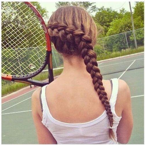 50 penteados de tranças de deusa