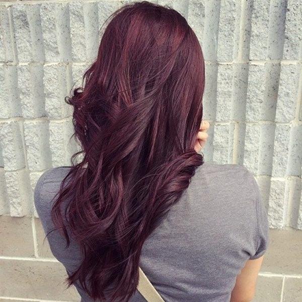 60 lindos penteados de borgonha que você ama