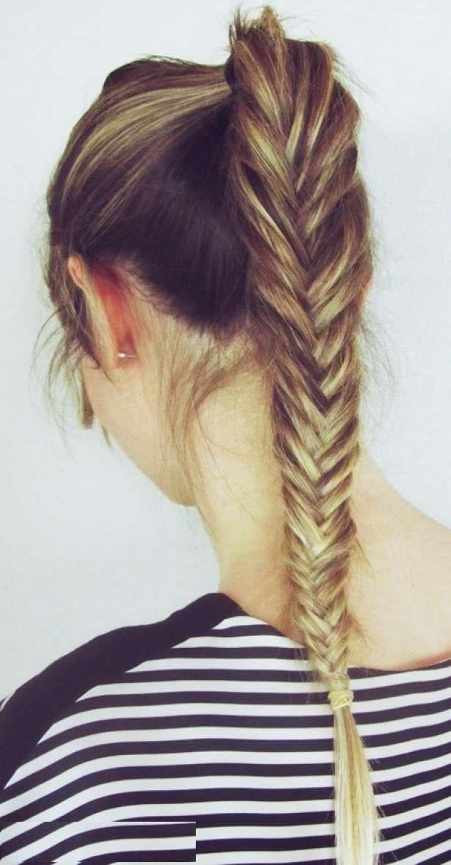 Idéias de penteados de verão legal sem esforço para meninas adolescentes