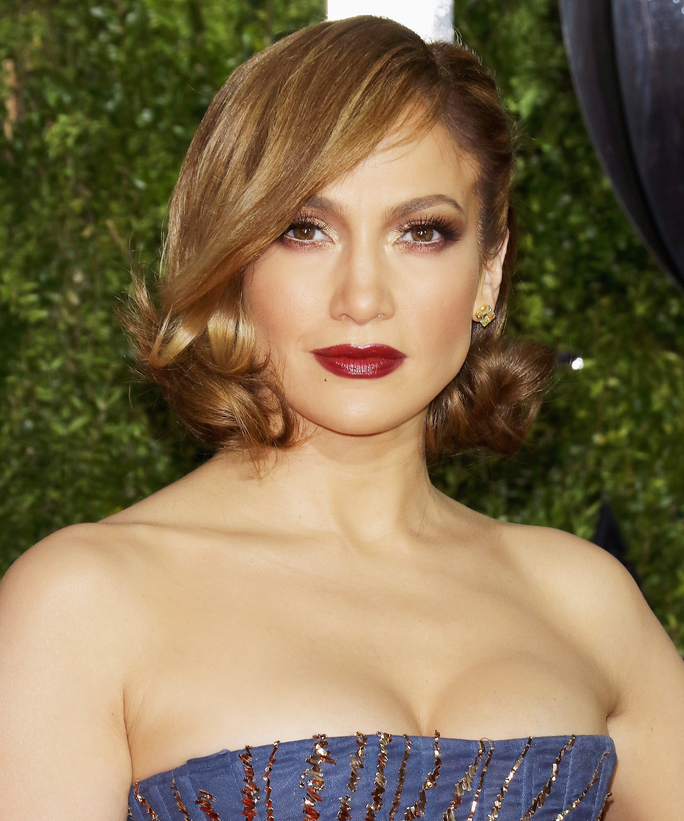 Jennifer Lopez Hairstyle e novo visual deste ano