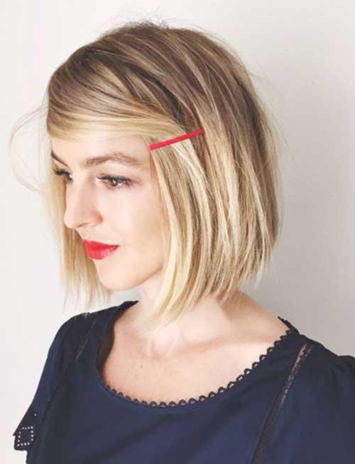 2018 penteados curtos e estilo de cortes de cabelo para senhoras