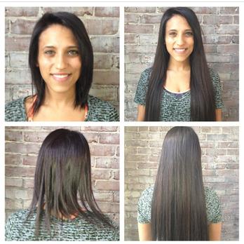 Use alho para fazer seu crescimento de cabelos mais rápido e para obter pêlos saudáveis